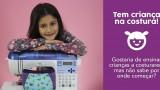 Aulas de costura para crianças