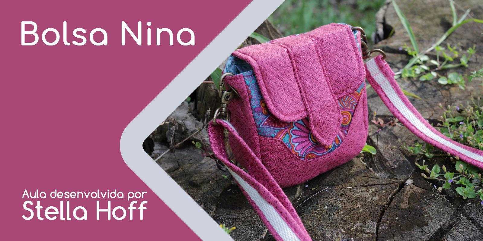 Capa do curso Bolsa Nina